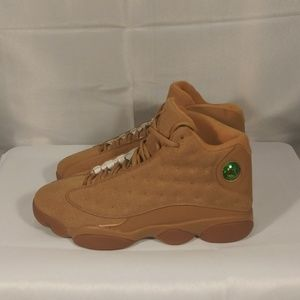 Jordan Retro13 Wheat